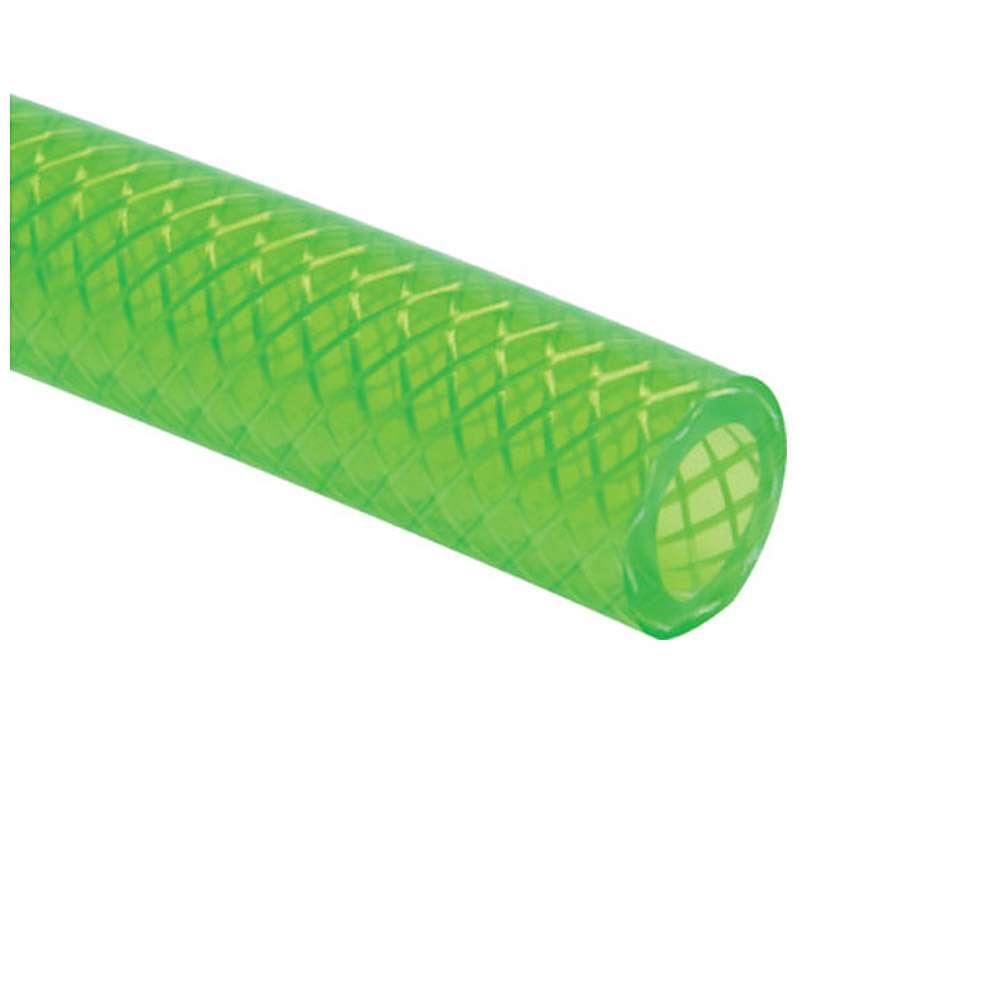 PVC tryckslang - med tyginsats - T V testad - Pris per meter och per vals