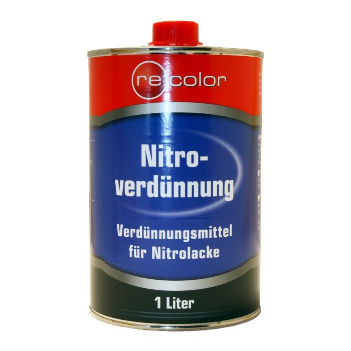Nitro- und Universalverdünnung, Pinselreiniger