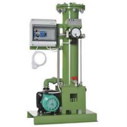 Feinstfilteranlage FTK FF 1-6P, stationär Standardausführung (PN 6) + (P10) + (P