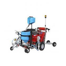 Vägmarkeringsutrustning - bensinmotor - automatisk linjelucka