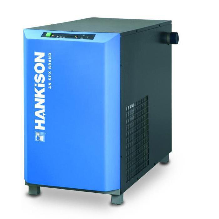 Druckluft Kältetrockner HANKISON -Serie HHD - 16 bar - 20-1700 m³/h