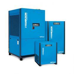 Air comprimé sécheur par réfrigération HANKISON - série HHDP - 16 bars - 380 à 10800 m³/h