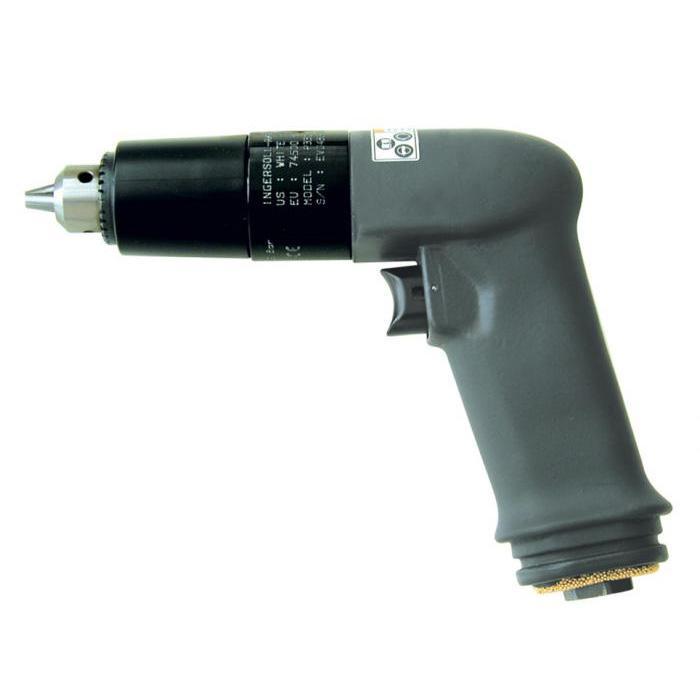 Borrmaskin - serie P33 - oljefri - pistolgrepp - Ingersoll Rand
