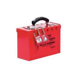 Verriegelungskasten - tragbar - Latch Tight™ Mechanismus