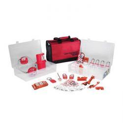 Wartungskoffer - Ventil- und Elektro Verriegelungen - Xenoy® - Schlösser