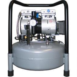 Kolbenkompressor - OF-S90-15 - Ansaugleistung 91 l/min. - Silver Line