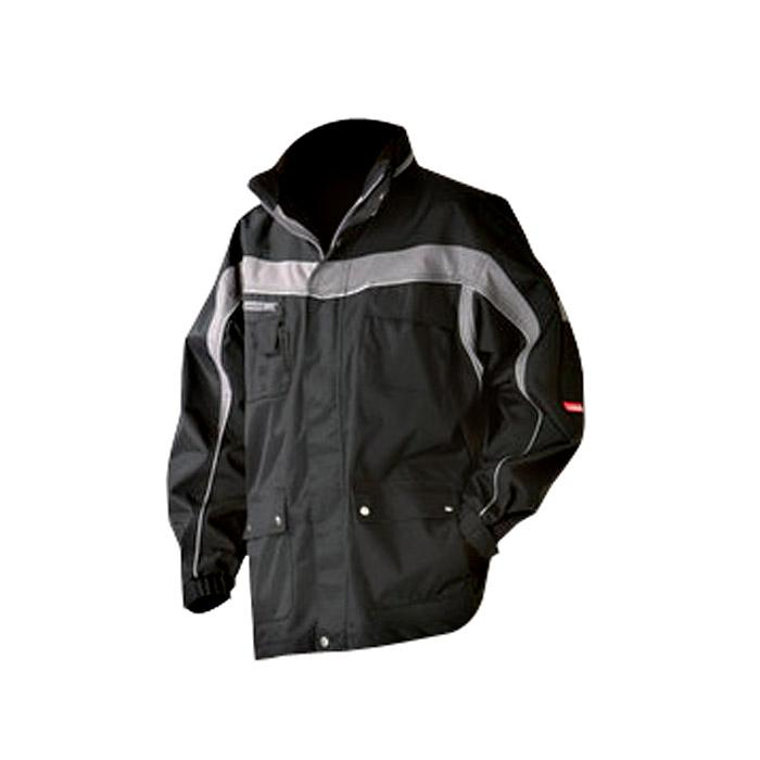 """All weather jacket """"Plaline"""" - 100% polyester - with safety equipment"""
