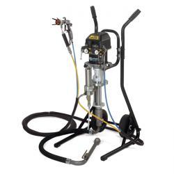 Wagner Wildcat 18-40 AC Spray van całkowicie - z pompą tłoka pneumatycznego