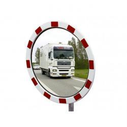 Verkehrsspiegel - Acryl - rund - 80 cm