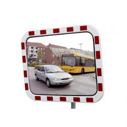Verkehrsspiegel - Acryl - 60 x 80 cm