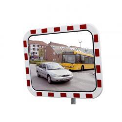 Verkehrspiegel - Polycarbonat - 60 x 80 cm