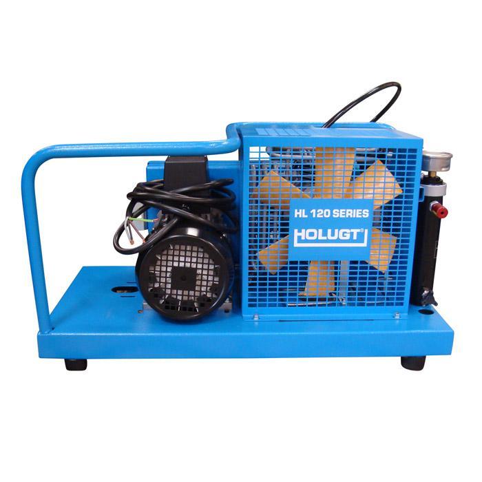 "Atemluftkompressor ""HL120"" - elektrisch - 100l/min."