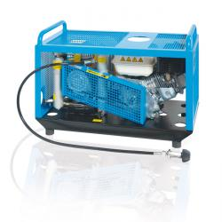"Atemluftkompressor ""HL120B"" - Benzin - 100 l/min."