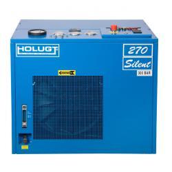 """Kompressor för andningsluft """"HL 270 Silent"""" - ljuddämpning"""