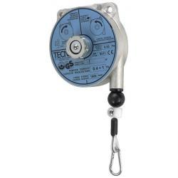 Equilibreur à ressort - aluminium - charge 10,0-75,0 kg - longueur du câble de 2000 mm