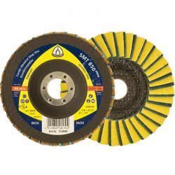 Kombi-Schleifmopteller - 3 Körnungen - ⌀ 115 oder 125 mm - VE 5 Stück - Preis per VE