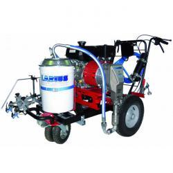 Vägmarkeringsmaskin Zeus Liner - 3,5 l/min - 9 hk bensinmotor