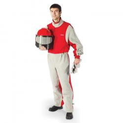 Sandblasting suit - cotton / split leather - Size S-XXXL