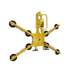 "Vakuum-Hebeanlage ""BO W63DA8"" - Wood`s Powr-Grip® - Traglast 635 kg - 360° drehbar"