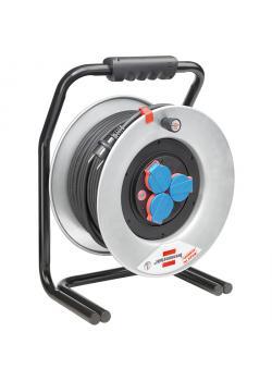 Brobusta® S IP 44 Kabeltrommel - H07RN-F 3G2,5 - 40 m - Gummi-Neopren