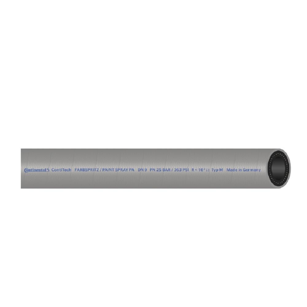 CONTI® Farbspritzschlauch PA - Innen-Ø 6 bis 11 mm - Außen-Ø 11 bis 19 mm - 25 bar - Preis per Meter