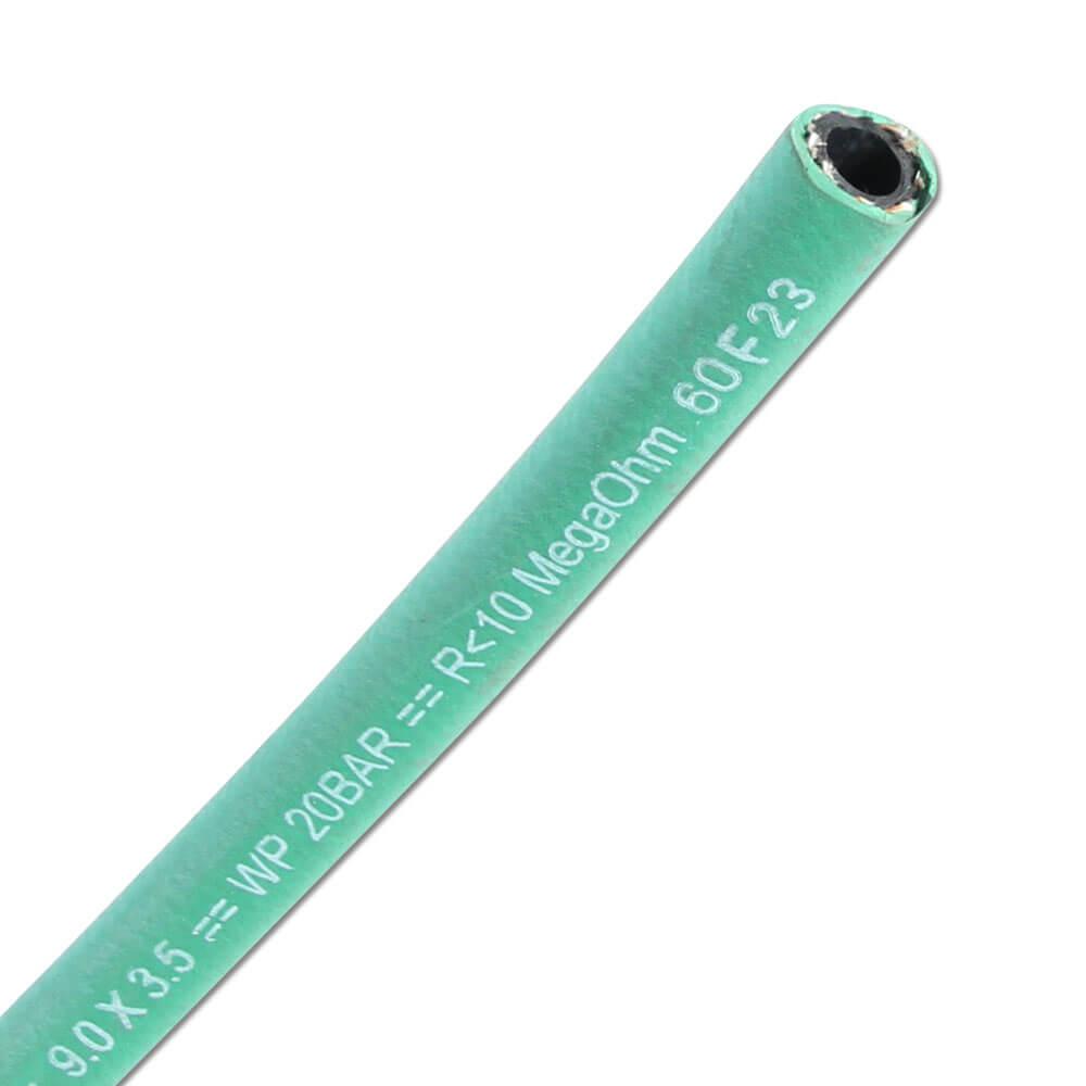 ND-Farbspritzschlauch EPDM - Innen-Ø 6 bis 13 mm - Außen-Ø 12,4 bis 21 mm - 20 bar - Preis per Meter und Rolle