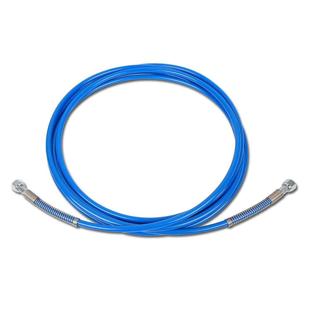 HD- Farbspritzschlauch DN5 - Innen-Ø 4,6 mm - Außen-Ø 10,4 mm - 330 bar - M16x1,5 - Preis per Stück