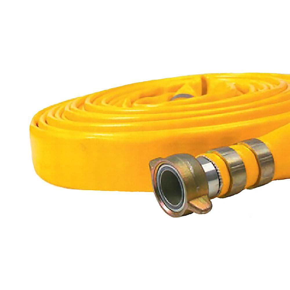 Luft-Wasserschlauch - Mantex HP - Innen-Ø 51 mm  - WS 4 mm - PD 175 bar - Preis per Rolle