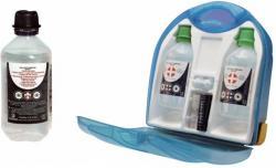 Erste Hilfe Set - Ausführung Augenspül -  für schnelles Ausspülen