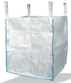 """Schüttgutbehälter 5:1 """"Big Bag""""-Einfüllschürze PP - 90x90x110cm"""