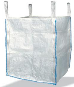 "Schüttgutbehälter 5:1 ""Big Bag""-ohne Schürze PP - 90x90x90cm"
