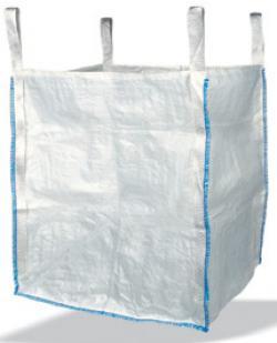 """Schüttgutbehälter 5:1 Schürze + Inliner PP """"Big Bag""""-90x90x110cm"""