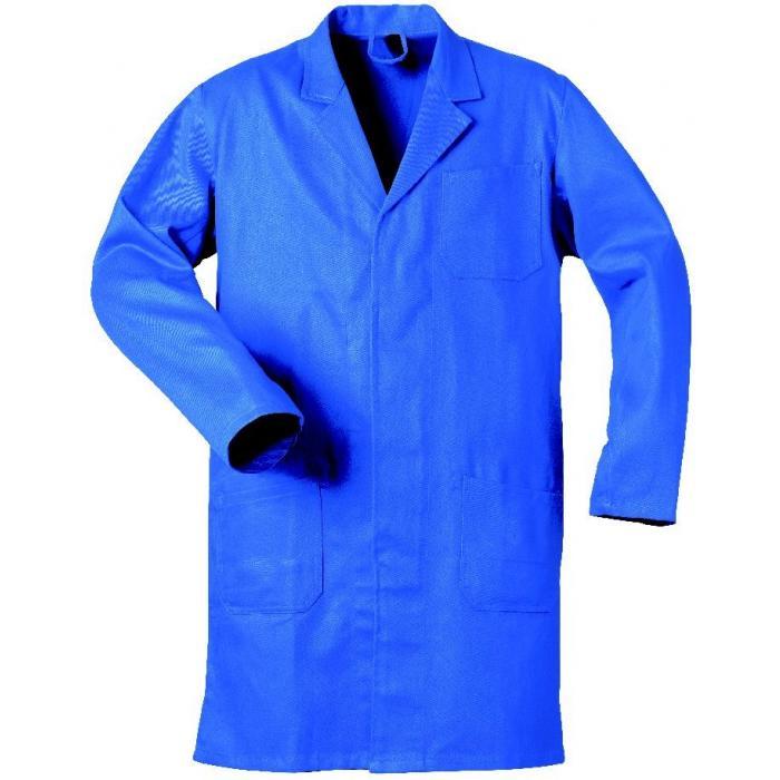 "Arbeitskittel ""PIESPORT"" - 100% Baumwolle, ca. 290 g/m² - kornblau"