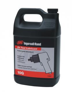 """Tryckluftsolja """"Ingersoll-Rand 10G"""" - 3,8 liters dunke"""