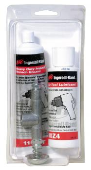 "Impact Tool Lubrication Kit - 80g/110g Tube/Bottle - ""Ingersoll-Rand 115-LBK1"" -"
