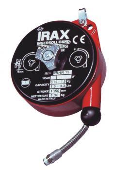 """Balansblock med slang - 0,4 till 2,5 kg - """"IRAX Ingersoll Rand"""""""