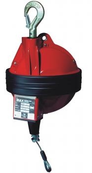 Bilanciatore - capacitá di carico da 10 a 65 kg - lunghezza cavo 2000 mm