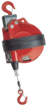 Bilanciatore - capacitá di carico da 15 a 165 kg - lunghezza cavo 2500 mm