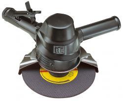 Industrie Druckluft Vertikalschleifer 88V, für 180 - 230 mm Schleifscheiben, 1,5