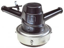 Industrie Druckluft Vertikalschleifer 88V und 99V, für 150 mm Topfschleifscheibe