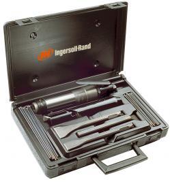 Industrie Druckluft Nadelabklopfer Kit 182K1,  gerade Ausführung m. Nadelsätzen