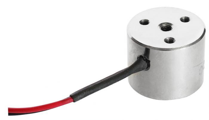 Elektro Haltmagnet - freie Anschluess - 12 VDC und 24 VDC