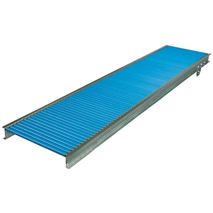 Rullbana - liten - plastrullar - till 15 kg - rull-Ø 20 eller 30 mm