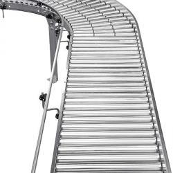Easy Roller - rouleaux en acier - charger jusqu'à 40 kg - Rouleau Ø 50 mm