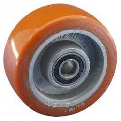 "Truck wheel - ""Linde"" - 0009933800 - Wheel diameter 100 mm - alu"