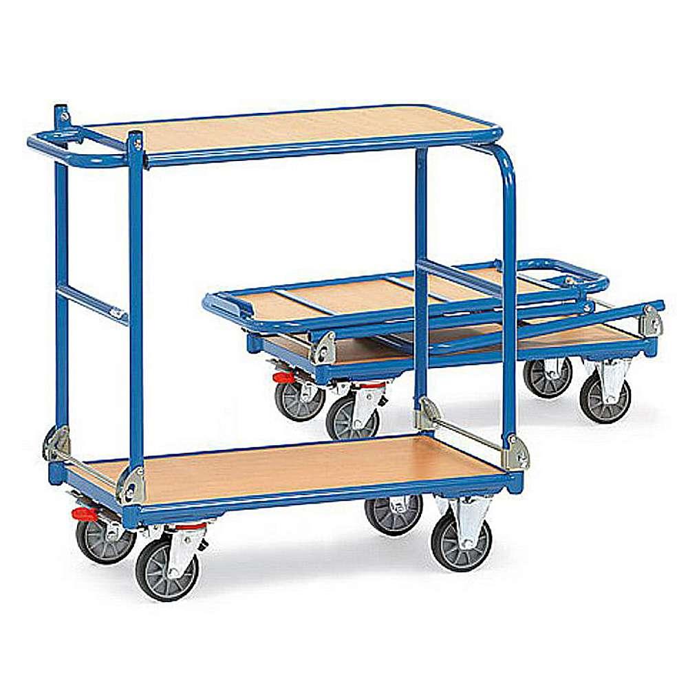Panier pliable - Capacité 250 kg - pliable