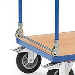 Mécanisme de pliage - accessoires chariot