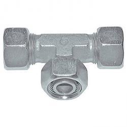 T-Cutting - stål - metriska anslutning - Serie L