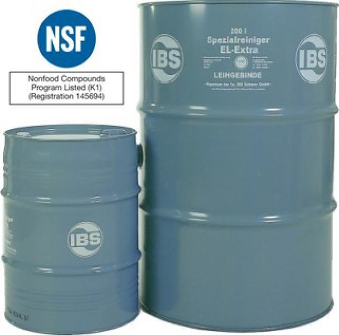 IBS-Spezialreiniger EL/Extra - 50 oder 200 Liter Fass