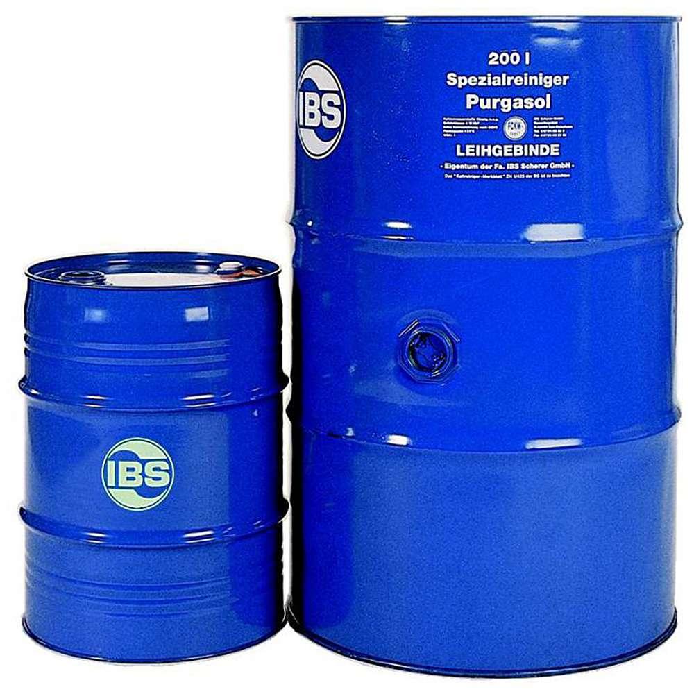 IBS-Spezialreiniger Purgasol - 50 oder 200 Liter Fass